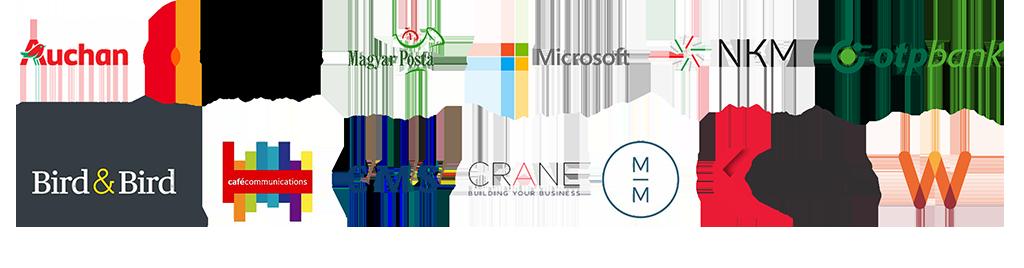 adatvezérelt partnerek