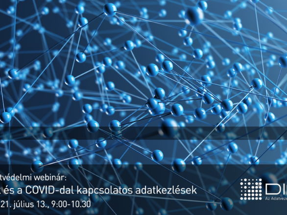 adatvédelmi webinár